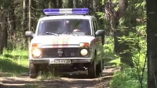 ПК - поисковые операции в лесу