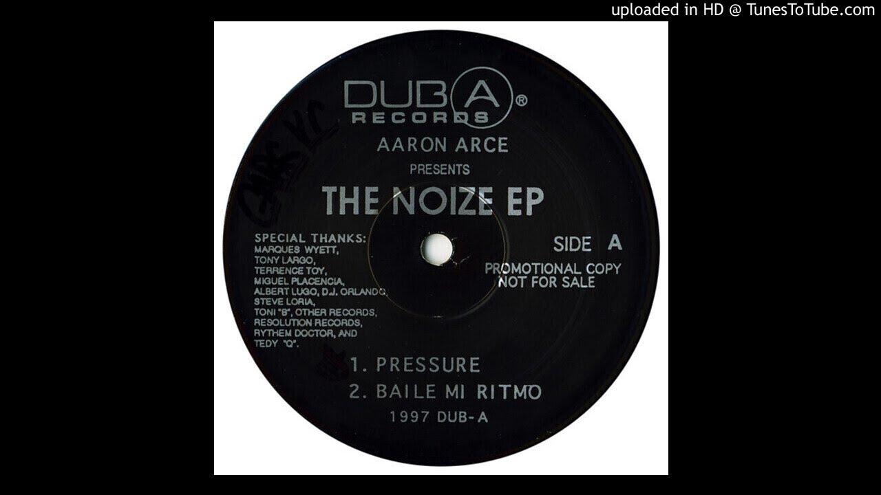 Aaron Arce - The Noize EP - YouTube