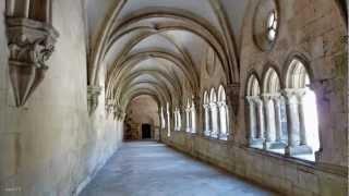 Era ameno remix & Mirror - Alcobaça Mosteiro de Santa Maria Abadia Real -  HD HQ