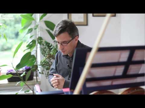 Tygodnik Powszechny: Viola Leonarda da Vinci / The Da Vinci Viol (English subtitles)