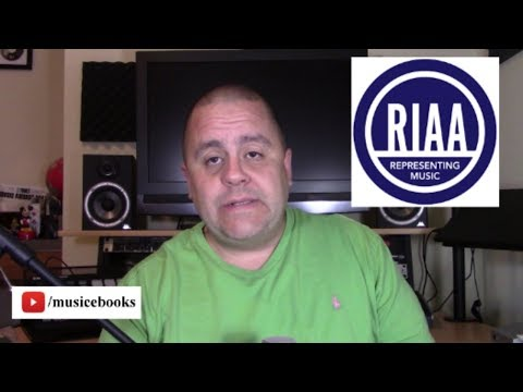 Digital music in 2017 || RIAA report