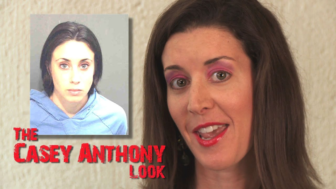 Makeup Tips: Casey Anthony Look - Makeup Tips: Casey Anthony Look