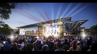 New Crew Stadium plans unveiled