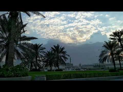 Doha corneice time lapse