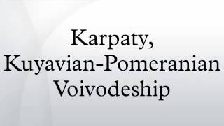 Karpaty, Kuyavian-pomeranian Voivodeship