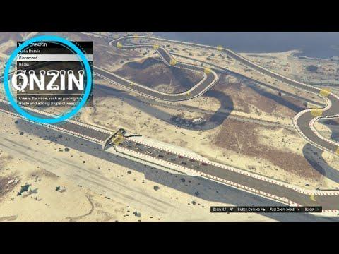 GTA 5: STUNT CREATOR REAL TRACKS ROAD AMERICA!!