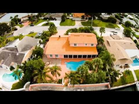 106 Driftwood Ln, Largo, FL Waterfront Home Video Tour by Best Tampa Bay Waterfront Realtors