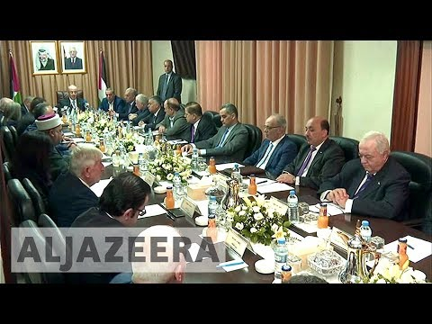 Palestinian unity government holds first cabinet meeting in Gaza