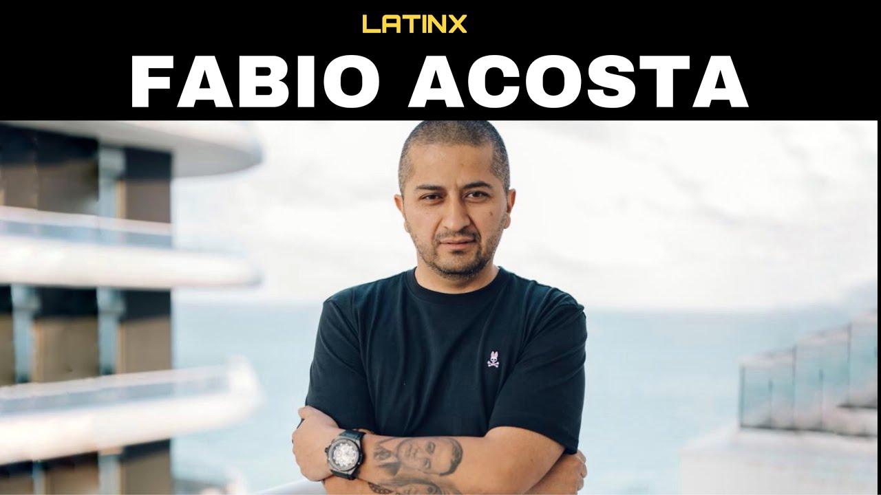 Fabio Acosta se toma un Break para hablar de la Música