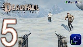 DEADFALL Adventures Walkthrough - Part 5 - Level 3: Arctic Base