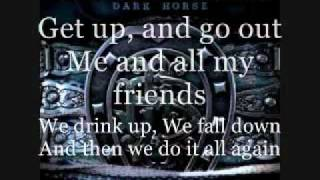 Nickelback - This Afternoon [Lyrics]