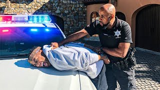 LAST ONE TO GET ARRESTED WINS $50,000!! (GAME)
