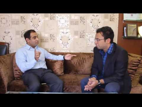 Interview of Qasim Ali Shah by Syed Huzair