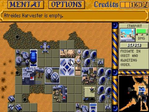Dune II - Atreides Campaign