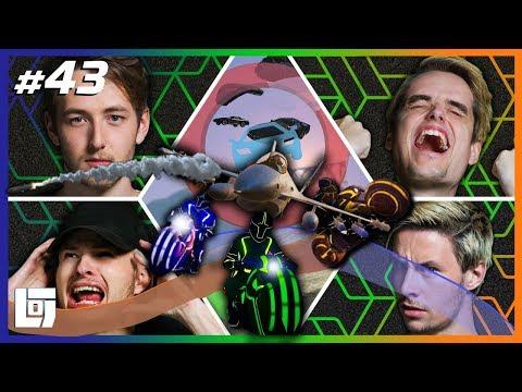 GTA TRANSFORM RACE met Jeremy, Don, Pascal en Link | XL Battle | LOGS2 #43