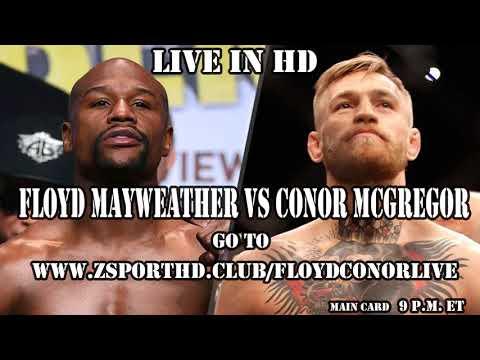 Watch Conor Mcgregor Vs Floyd Mayweather Online Free Live Stream 2
