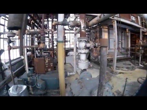 Abandoned Boiler Building Rochester, NY - Urban Exploring