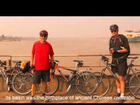 Cycling Grand Canal of China  Jining to Liaocheng