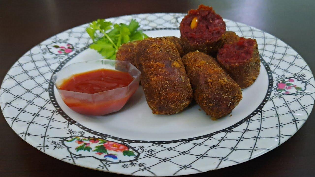 Vegetable Cutlet | Kolkata's Popular Vegetable Chop Recipe | Recipe by street vendor |