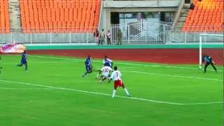SIMBA  VS  RUVU SHOOTING  Goal La Simba Lililofungwa na Patric Mafisango  U/Taifa