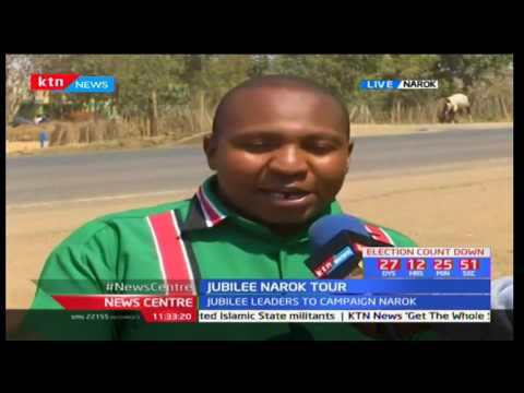 Narok residents' expectations from President Uhuru's visit to Narok