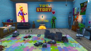 Fortnite Toy Story Prop Hunt (Creative Code)