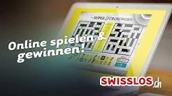 Swisslos - immer und überall online spielen