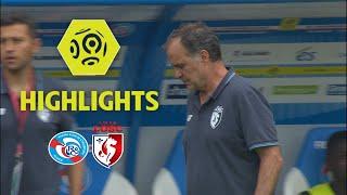 RC Strasbourg Alsace - LOSC (3-0) - Highlights - (RCSA - LOSC) / 2017-18