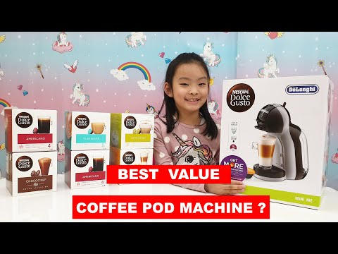 Delonghi Nescafe Dolce Gusto Mini Me Coffee Machine Starter Kit 2021 Review And Tutorial