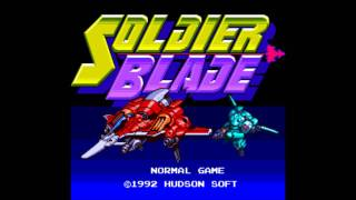 Soldier Blade music OST - Operation 1