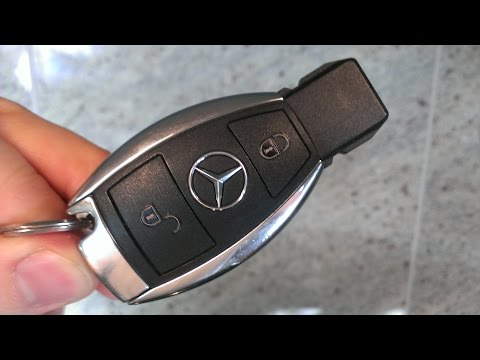 Full download how to mercedes schl ssel batterie tausch for Mercedes benz key fob battery replacement