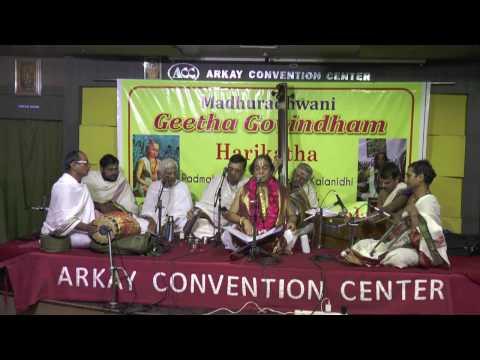 Geetha Govindham- Harikatha by Madurai T N Seshagopalan. (Day2)