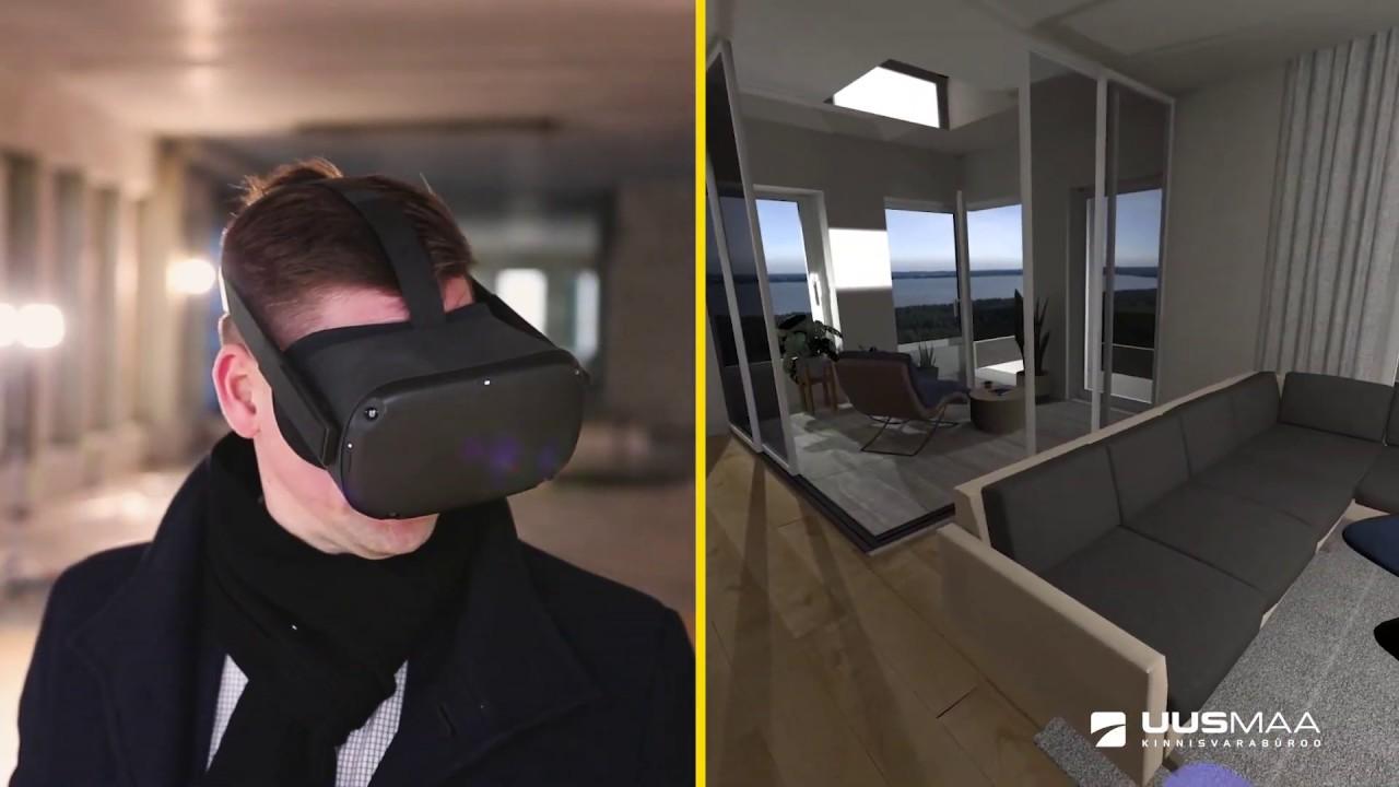 Download Virtuaalreaalsus kinnisvarasektoris. Järve Tornide korterite tutvustus - Uus Maa Kinnisvarabüroo