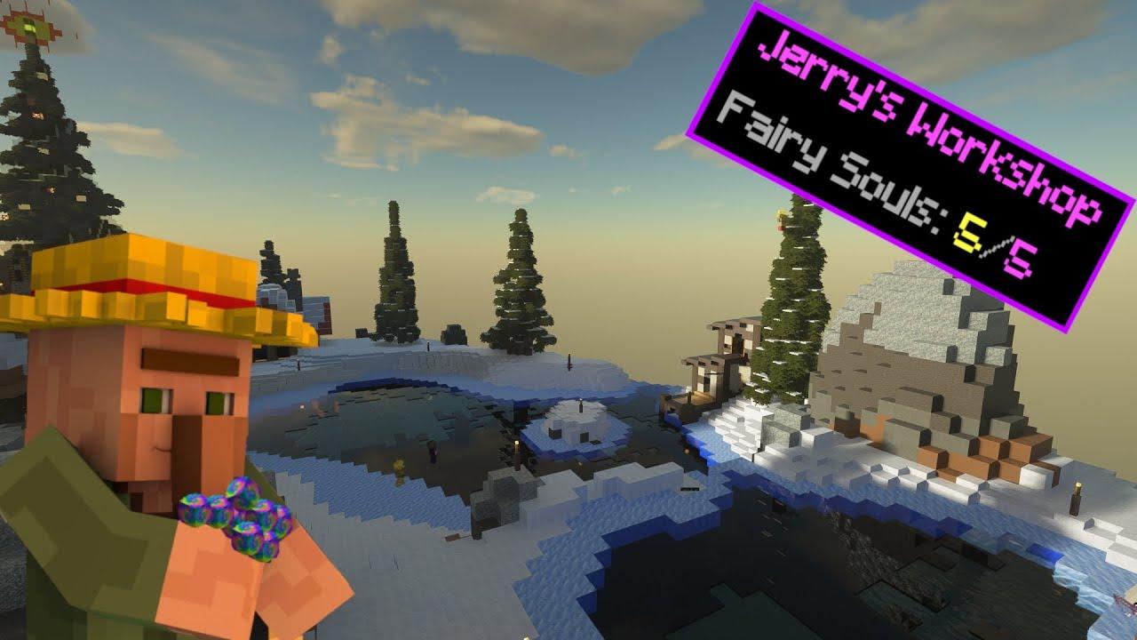 Fairy Soul ITA   Hypixel Skyblock ITA   5/5 Jerry's ...