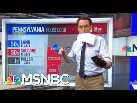 This Is A Golden Retrieval. | Steve Kornacki | MSNBC