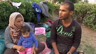 Frust in Europa: Viele Flüchtlinge wollen zurück nach Syrien