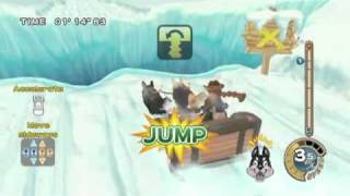 Active Life Explorer - Dog Sled Ride (Wii)