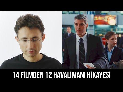 Terör Kurbanları Anısına 14 Filmden 12 Havalimanı Hikayesi