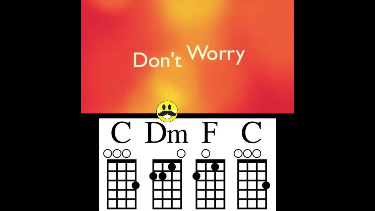 Dont worry be happy ukulele chord guide youtube dont worry be happy ukulele chord guide hexwebz Images