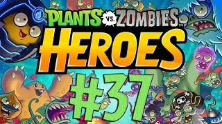 Plants vs Zombies: Heroes - Misión Zombidimposible [Nivel 1]