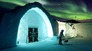 Ice Hotel in Sweden - the Original