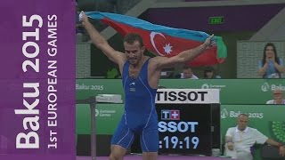 Day 2 | Highlights | Baku 2015 European Games