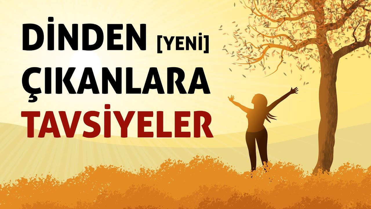 Download DİNDEN YENİ ÇIKANLARA TAVSİYELER