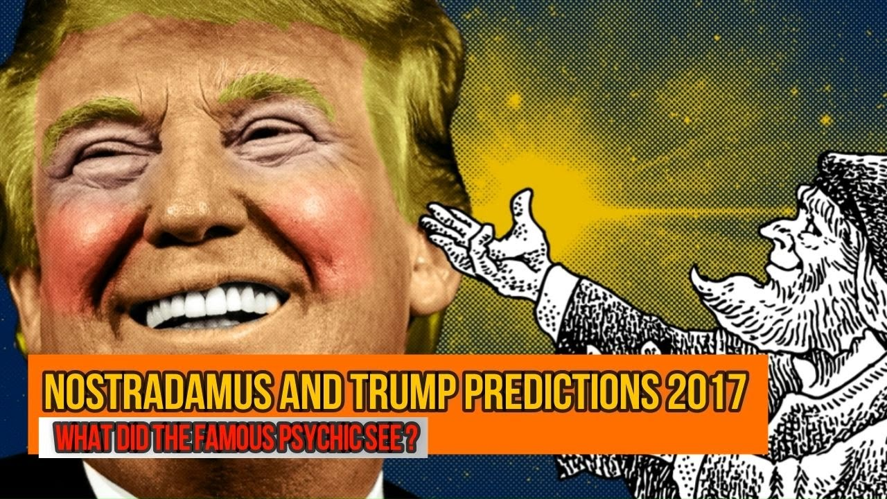Nostradamus 2018/2019 Predictions: World War 3, USA ...