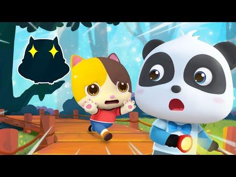 Baby Kitten is Scared of Monster | Bath Song, Colors Song | Nursery Rhymes | Kids Songs | BabyBus