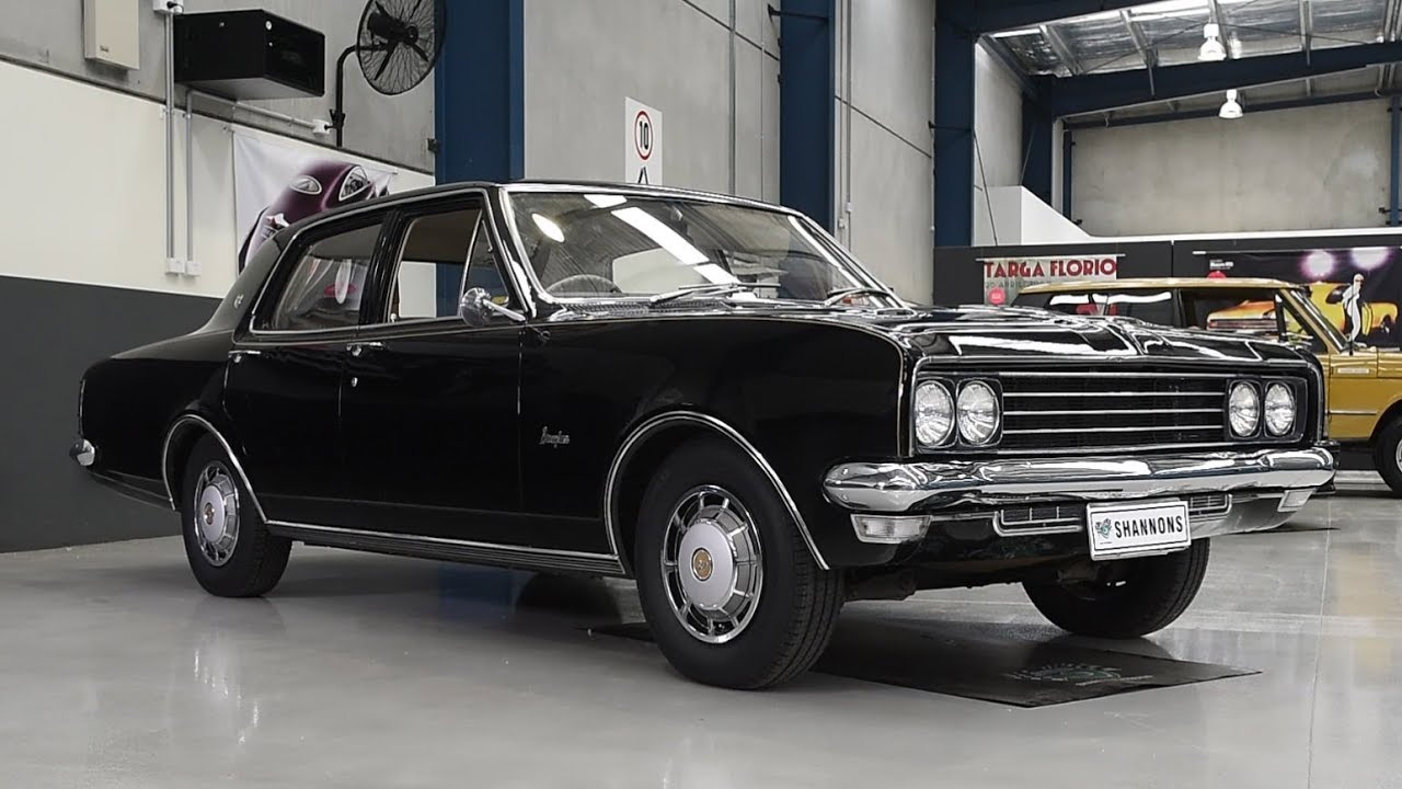 1970 Holden HG Brougham 308 V8 Sedan -  2018 Shannons Melbourne Autumn Classic Auction
