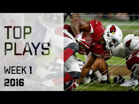Top Plays from Week 1 | 2016 NFL Highlights