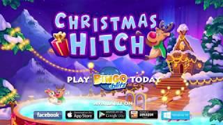 Bingo Blitz - Christmas Hitch Trailer
