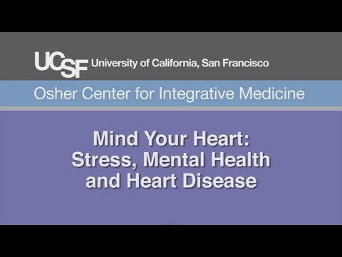 Mind Your Heart: Stress Mental Health and Heart Disease