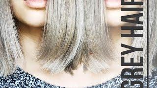 Grey Ombré Salon Vlog | Tar Mar